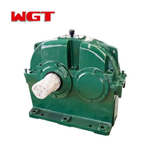 ZSY315 gear reducer three-stage cylindrical gear box with hard gear ratio 22.5 helical gear reducer
