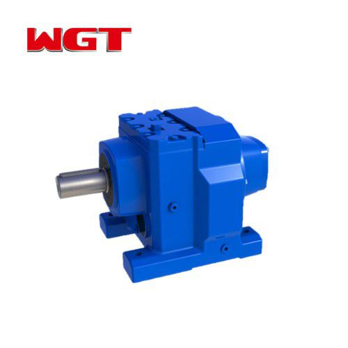 R27 / RF27 / RS27 / RFS27 helical gear quenching reducer (without motor)
