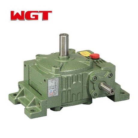 WPWO40 ~ 250 Worm Gear Reducer