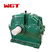 ZSY180 gear reducer three-stage cylindrical gear box for grinding tooth mine