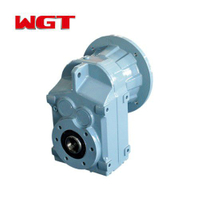 F87 / FF87 / FA87 / FAF87 helical gear quenching reducer (without motor)