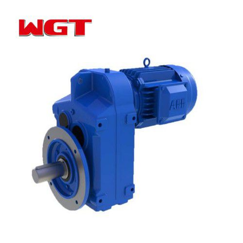 F97 / FF97 / FA97 / FAF97 helical gear quenching reducer (without motor)
