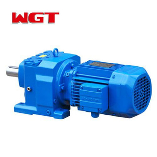 R67 / RF67 / RS67 / RFS67 helical gear quenching reducer (without motor)