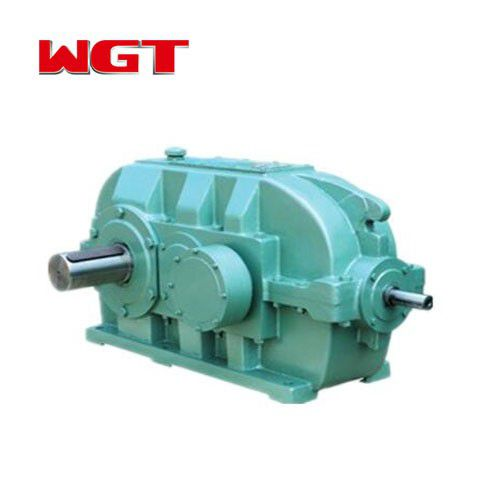 DBY 200250280 three-stage conical cylindrical gearbox with hard tooth surface-DBY-200