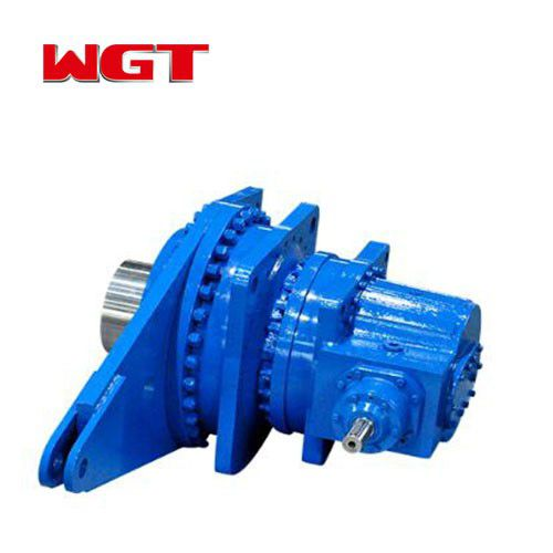 P series hydraulic gear motor planetary gearbox reduction-P series