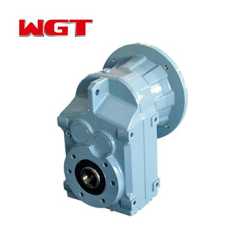 F67 / FF67 / FA67 / FAF67 helical gear quenching reducer (without motor)